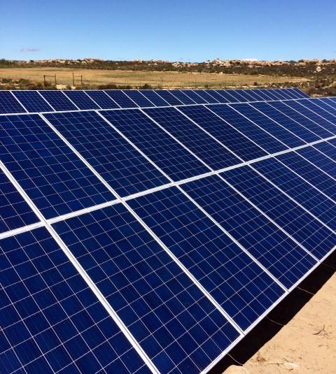 30 KW - Orbic Solar Installed Canadian Solar Array