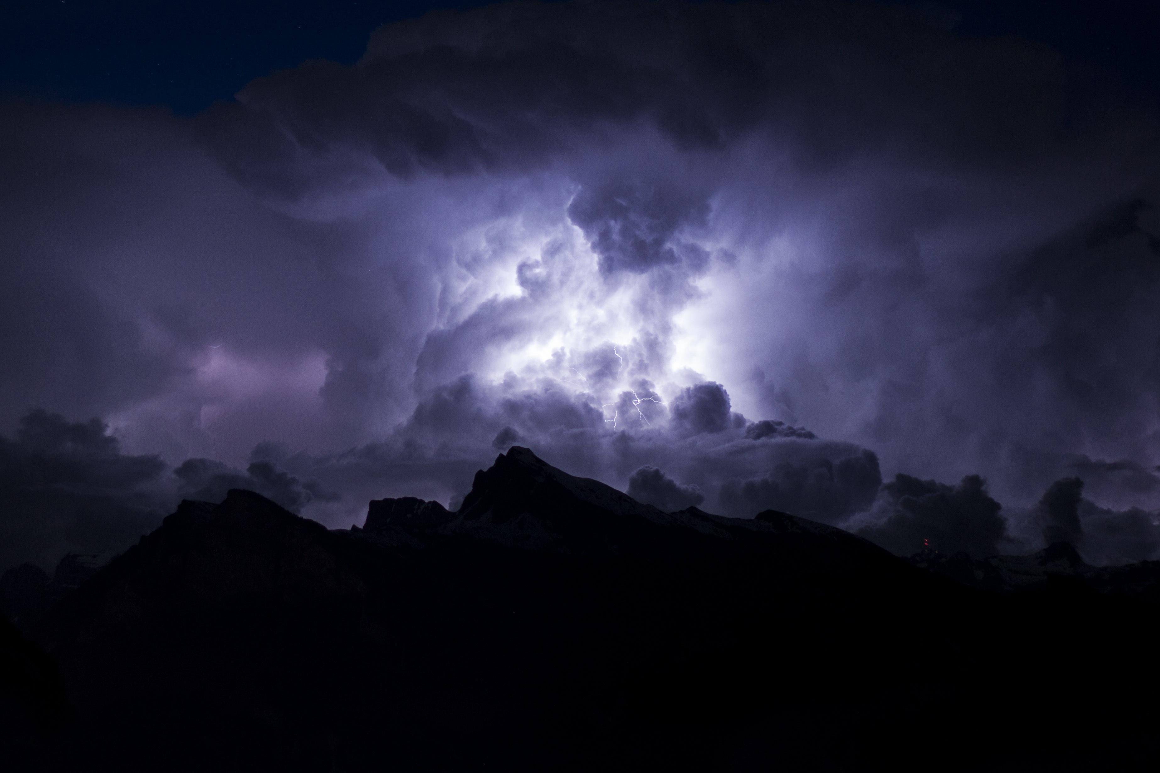 Dark Clouds looms