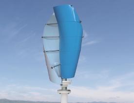 Orbic Wind Force turbines